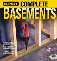 Stanley Complete Basements