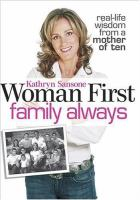 Woman First, Family Always