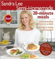Semi-homemade 20-minute Meals