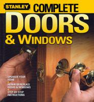 Stanley Complete Doors & Windows