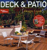 Deck & Patio [design Guide]