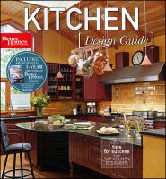Kitchen [design Guide]