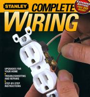 Stanley Complete Wiring