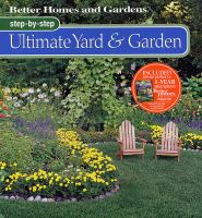 Step-by-step Ultimate Yard & Garden