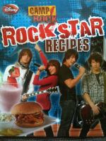 Camp Rock Rock Star Recipes
