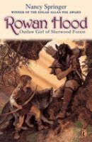 Rowan Hood, Outlaw Girl of Sherwood Forest
