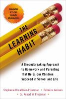 The Learning Habit
