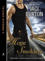 Hope Smolders