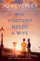 Viscount Needs A Wife