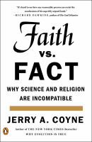 Faith Versus Fact
