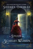 A Study in Scarlet Women