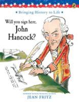Will You Sign Here, John Hancock?