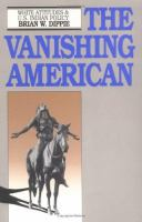 The Vanishing American