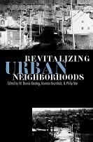 Revitalizing Urban Neighborhoods
