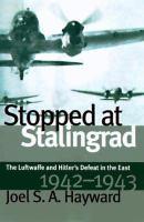 Stopped at Stalingrad