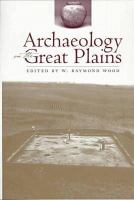 Archaeology on the Great Plains
