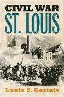 Civil War St. Louis