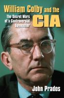 William Colby and the CIA