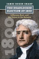 The Deadlocked Election of 1800