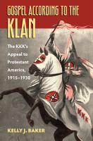 Gospel According to the Klan