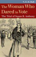The Woman Who Dared to Vote