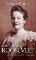 Edith Kermit Roosevelt