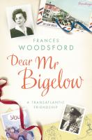 Dear Mr Bigelow