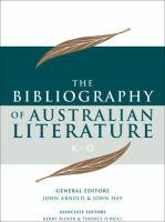 Bibliography of Australian Literature K-O