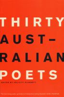 Thirty Australian Poets