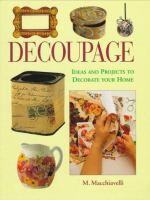Decoupage