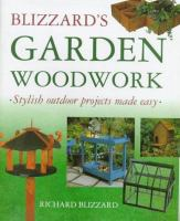 Blizzard's Garden Woodwork