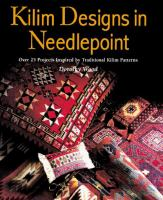 Kilim Designs in Needlepoint