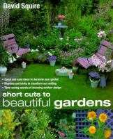 Short Cuts to Beautiful Gardens