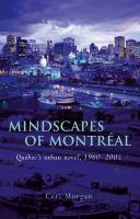 Mindscapes of Montréal