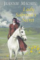 Lady Sabrina's Secret