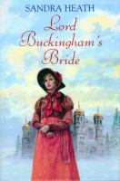 Lord Buckingham's Bride