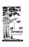 We Japanese