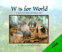 W Is for World