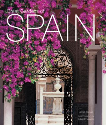 Great Gardens of Spain book cover