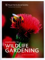 Royal Horticultural Society Companion to Wildlife Gardening