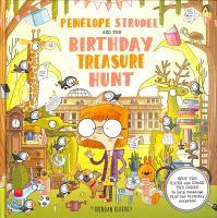 Penelope Strudel and the Birthday Treasure Hunt