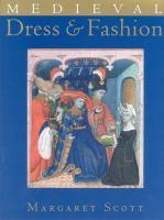 Medieval Dress & Fashion