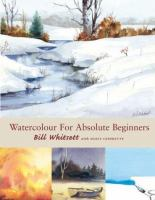 Watercolor For Absolute Beginners