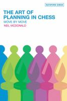 The Art of Planning in Chess