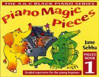 Piano Magic Pieces