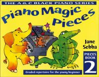 Piano Magic Pieces 2