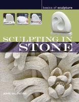 Sculpting in Stone