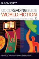 Bloomsbury Good Reading Guide to World Fiction