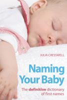 Naming your Baby