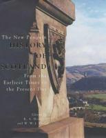 The New Penguin History Of Scotland